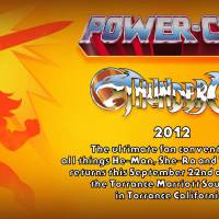 Power-Con/ThunderCon September 22-23, 2012