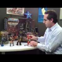 "Scott ""Toy Guru"" talks Vyrkon MOTUC SDCC 2012"