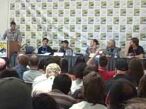 SDCC09 – DC Universe Online Panel – 2 of 5