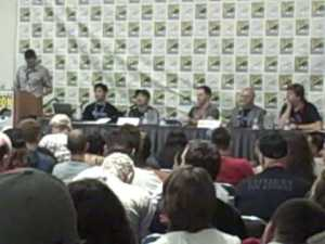 SDCC09 – DC Universe Online Panel – 4 of 5