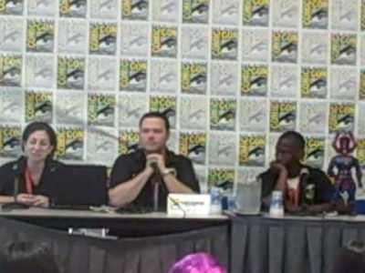SDCC09 – Hasbro/Marvel License Panel 5 of 6