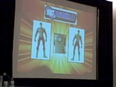 SDCC09 – Mattel/DC Panel 3 of 5