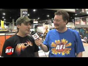 SDCC09 NECA Interview