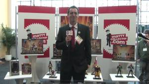 Toy Fair 2010 – Mattel Collector's Event Press Conference Part 2 of 2