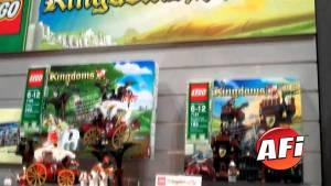 Toy Fair 2011 Coverage – Lego Showroom
