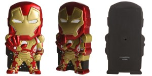 Iron Man Regular Chara-Brick