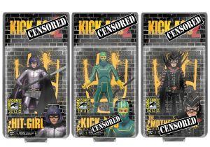 KA2 Action Figures