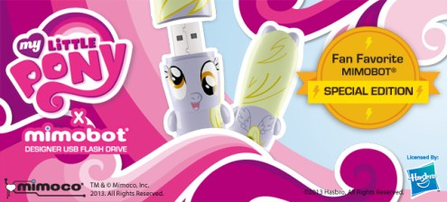 Special Edition MY LITTLE PONY MIMOBOT
