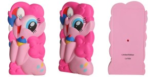 Pinkie Pie Blue Chara-Brick