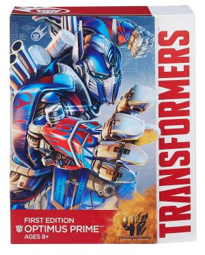 TRANSFORMERS FIRST EDITION OPTIMUS PRIME Outer Package