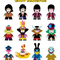YELLOW SUBMARINE TITANS