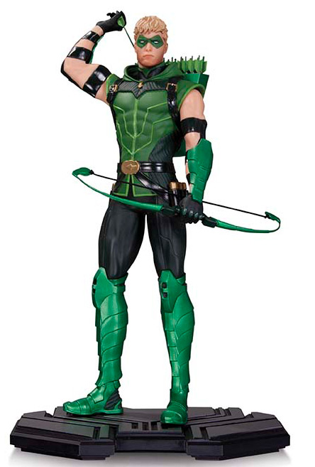 DCC_Icons_GreenArrow_Statue