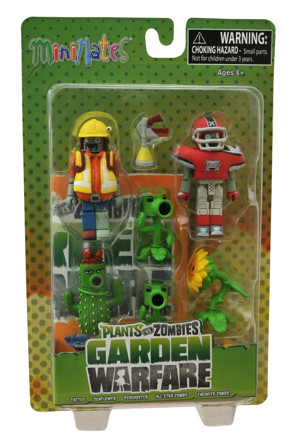Action Figure Insider On Sale This Week From Dst Batman X Men Plants Vs Zombies Sin City