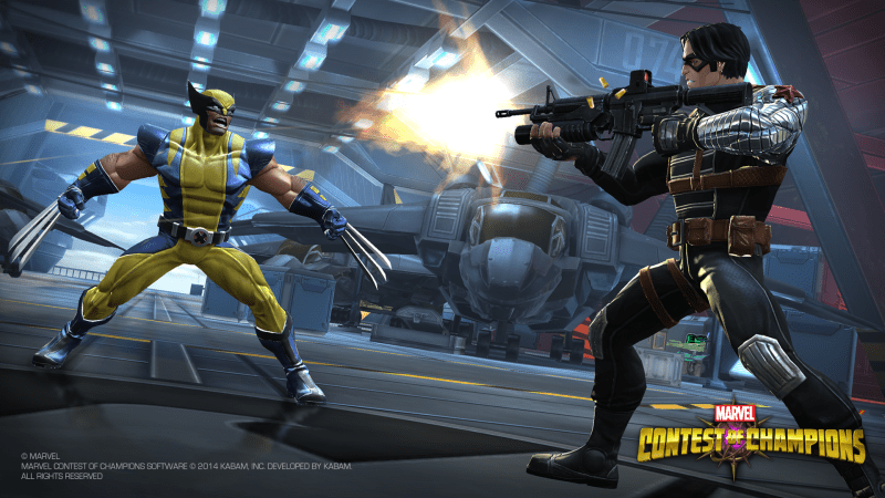 [iOS/Android] Marvel Contest of Champions 1