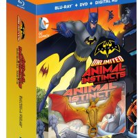 Batman Unlimited-Animal Instincts
