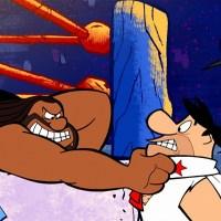 Stoneage_Smackdown_Daniel Bryan-Fred-Undertaker