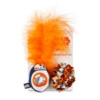 STAR WARS BB-8Gäó bobble and crackle ball cat toys 4.99 (Image 1)