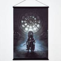 Bloodborne Tapestry Lady Maria (1)