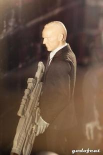 Ani-Com Hot Toys Avengers Agent Coulson