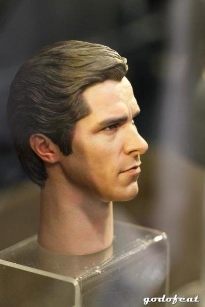 Ani-Com Hot Toys Quarter Scale The Dark Knight Rises Christian Bale