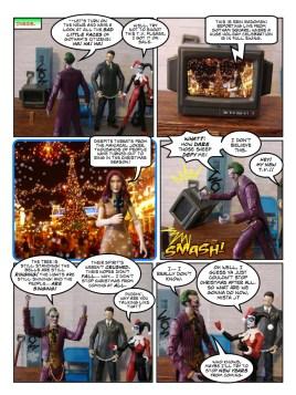 Batman How the Joker Stole Christmas 21