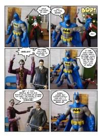 Batman How the Joker Stole Christmas 25