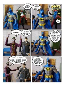 Batman How the Joker Stole Christmas 25