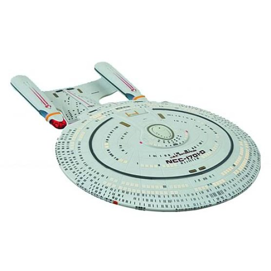 Star Trek The Next Generation Enterprise-D Ship