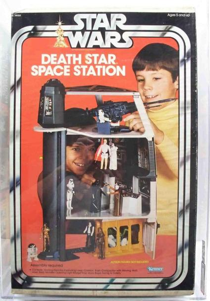 Star Wars Death Star Playset