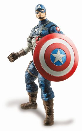 CAPTAIN AMERICA 6In INFINITE LEGENDS WW2 CAPTAIN AMERICA FIGURE A7680 (1)