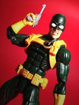 Marvel Legends Bob, Agent of Hydra