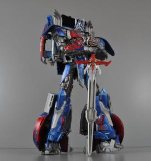 Transformers 4 Movie Optimus Prime