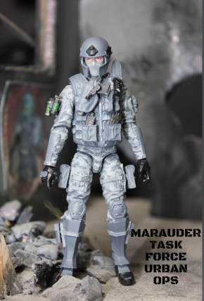 Marauder Task Force Gaming Figures 16