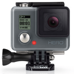 The new GoPro HERO