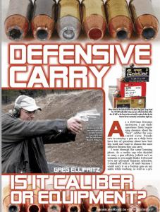 American Handgunner