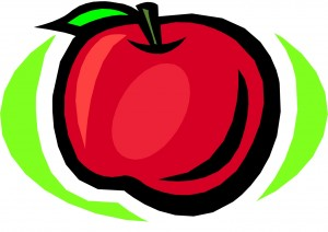 cartoon-fruit-apple-08-300x212