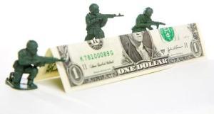defense-spending-dollars-army-men