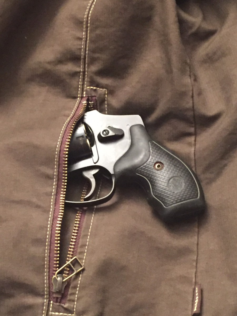 The Best Coat Pocket Defensive Pistols