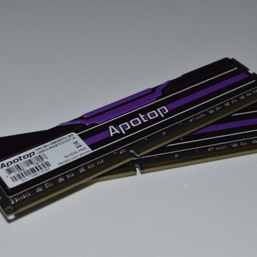 APOTOP DDR3 1600 C10 DUAL CHANNEL PERFORMANCE MEMORY KIT 16GB (8GBx2)_039