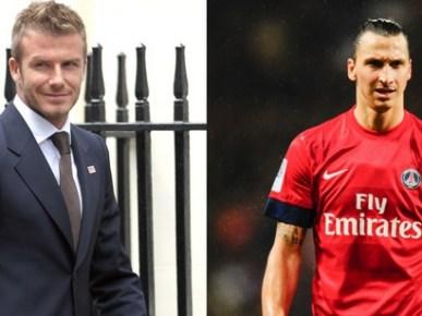Beckham zlatan