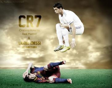 CR7 vs. Léo