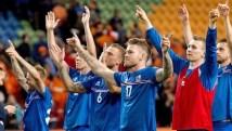 Islande pour une première phase finale Source: Twitter