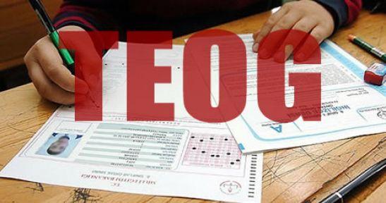 TEOG sorgulama ekranı