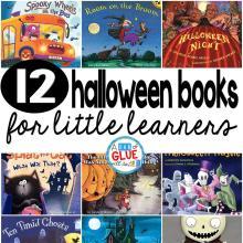 12 Halloween Books for Little Kids