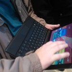 more hands on with the Surface