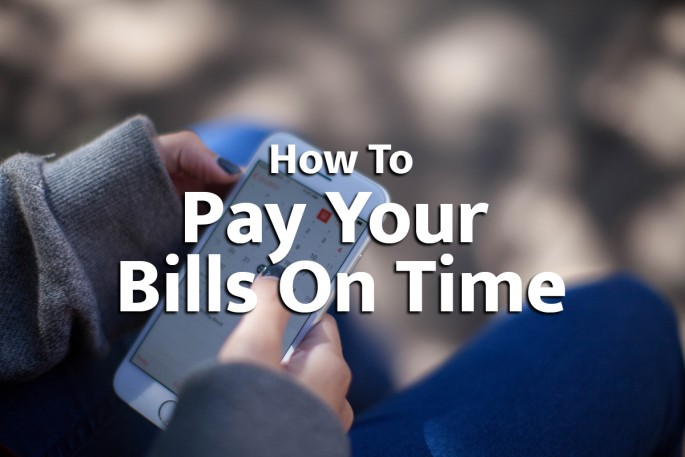 Pay Bills On Time