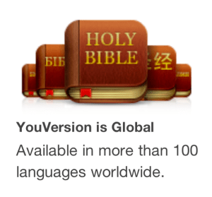 The Word Made Pixel: On Bible Apps