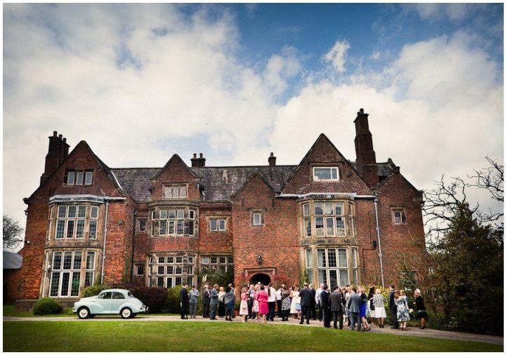 Heskin Hall Lancashire