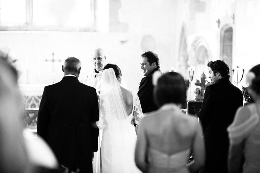 church wedding creslow