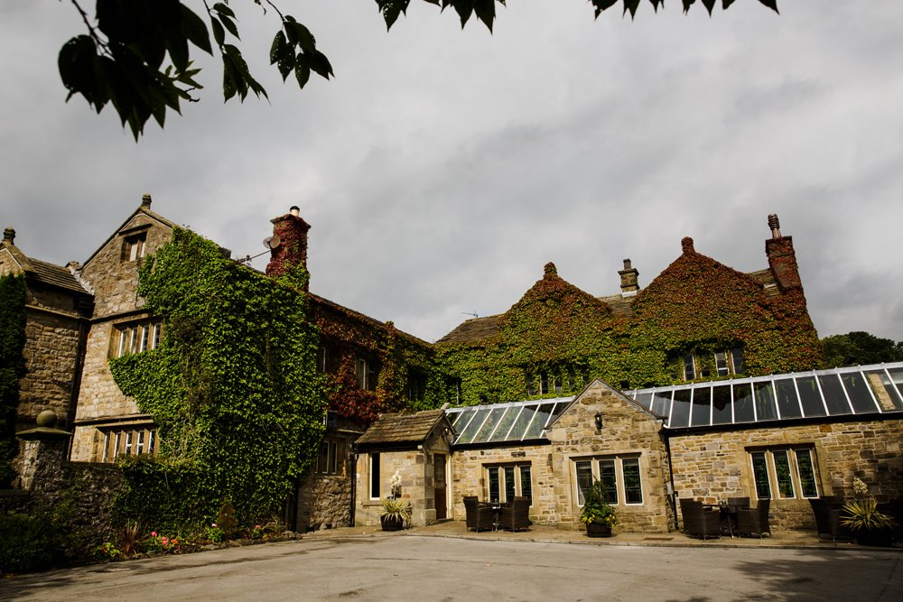 Stirk House wedding venue